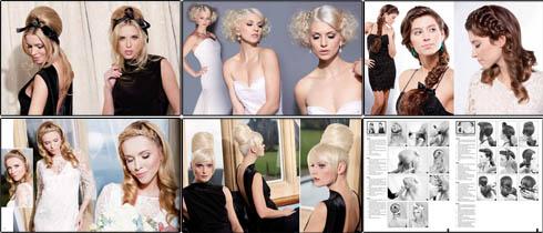 Album mariage - Album de coiffure de mariage - materielcoiffure ...
