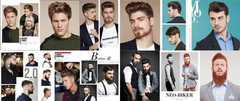 album de coiffure homme catalogue coiffure 2016 materielcoiffure. Black Bedroom Furniture Sets. Home Design Ideas