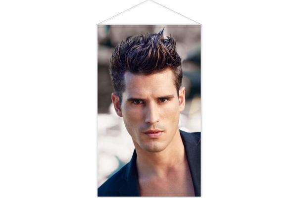 kak mono de coiffure poster pour salons de coiffure homme poster coiffure materielcoiffure. Black Bedroom Furniture Sets. Home Design Ideas