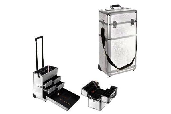 valise coiffure pour domicile mat riel de coiffure pour professionnels ciseaux tondeuses. Black Bedroom Furniture Sets. Home Design Ideas