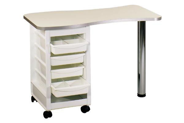 Mobilier D 39 Esth Tique Table Manucure Standard Sans