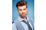 Poster coiffure homme