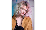 - Poster coiffure femme
