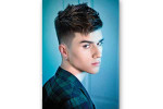 - Poster coiffure homme