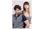 - Poster coiffure couple 68 x 100