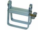 Ecrase tube métal