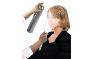 - Masque protège visage crystal