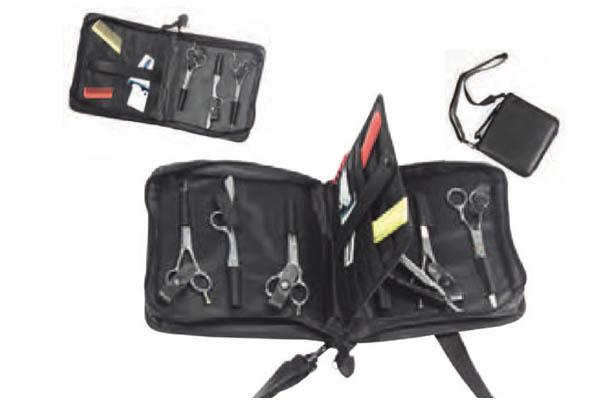 Etui ciseaux trousse ciseaux trousse outils de for Materiel de pro