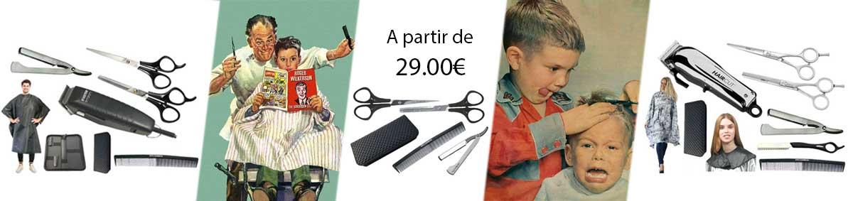 Materiel De Coiffure Ciseaux Tondeuses Seche Cheveux Fers A Lisser