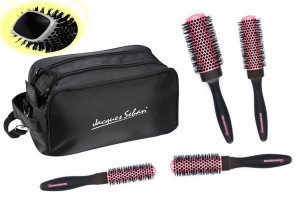 Lot de  brosses Squargonomics DENMAN