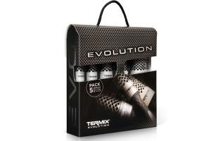 - Lot de brosses Evolution Soft TERMIX