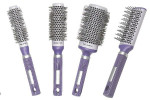 Lot de 4 brosses Centaure ionic roll
