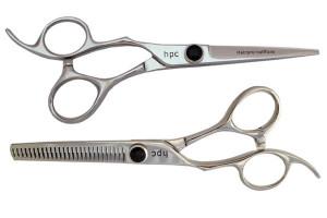 - Ciseaux coiffure DUO pour gaucher