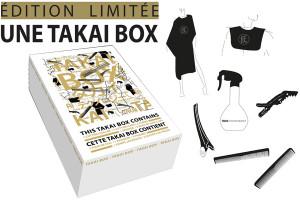 - Box Takai édition limitée