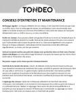 - Ciseaux Tondeo Atelier Offset