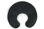 Cape de coupe noire aimantée
