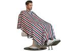 Peignoir cape Barber