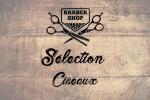 Ciseaux pour Barbier