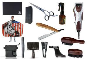- Pack matériel spécial barbier n°4