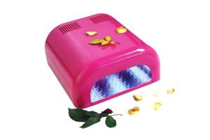 - Lampe UV rose