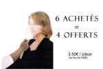 - Lot de 10 pares laque (6 achetés + 4 offerts)