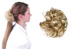 Extension chouchou Betty blond clair doré
